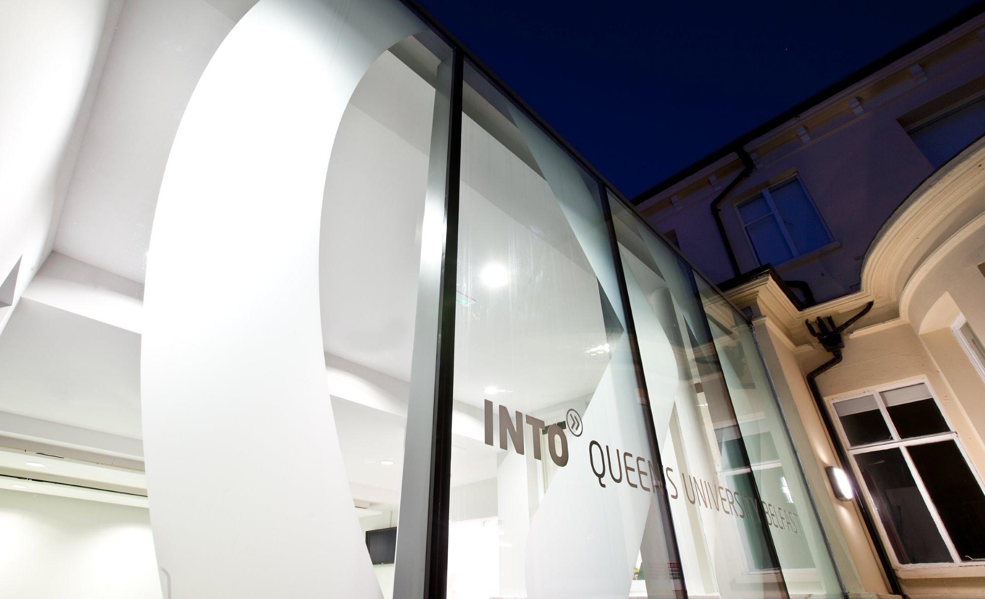 Queens INTO Centre